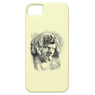 Imíteme plástico Barely There del COLOR del CAMBIO iPhone 5 Case-Mate Cárcasas