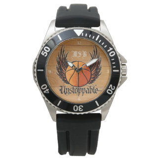 Imparable (baloncesto) reloj