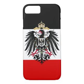 Imperio alemán funda para iPhone 8/7