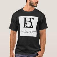 Imperio de Blinq - camiseta negra