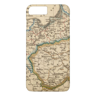 Imperio prusiano funda para iPhone 8 plus/7 plus