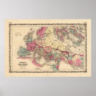 Imperio romano póster