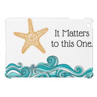 Importa a esta una estrella de mar
