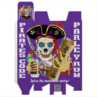 IMPORTANTE del código del pirata leído sobre Cajas Para Vino