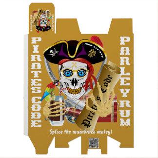 IMPORTANTE del código del pirata leído sobre Caja Para Bino