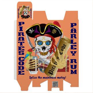 IMPORTANTE del código del pirata leído sobre Caja De Vino