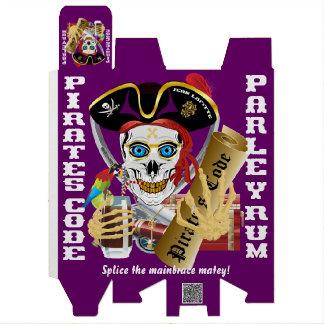 IMPORTANTE del código del pirata leído sobre Cajas Para Botellas De Vino