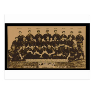 Impresión 1913 de tarjeta del tabaco de Fátima de Postal