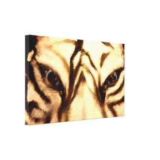 Impresión 2 del ojo del tigre