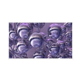 impresión abstracta del arte de la lona de 3D