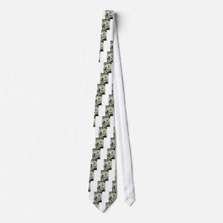 Impresión abstracta loca de Wellcoda geométrica Corbatas Personalizadas