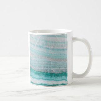 Impresión acodada piedra de la onda del granito de taza