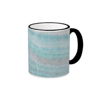 Impresión acodada piedra de la onda del granito de taza de dos colores