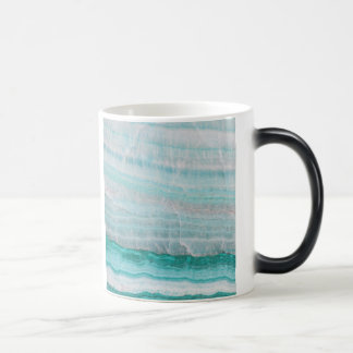 Impresión acodada piedra de la onda del granito de taza mágica