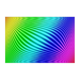 Impresión Acrílica Arco iris