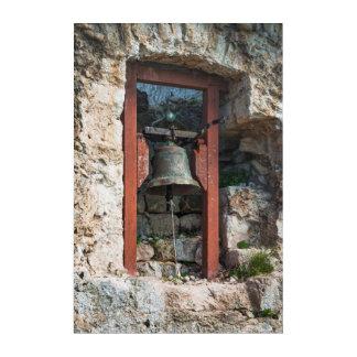 Impresión Acrílica Bell en el fuerte de San Miguel, Croacia