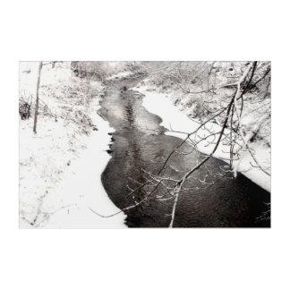 Impresión Acrílica Cala del invierno