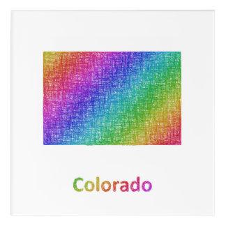 Impresión Acrílica Colorado