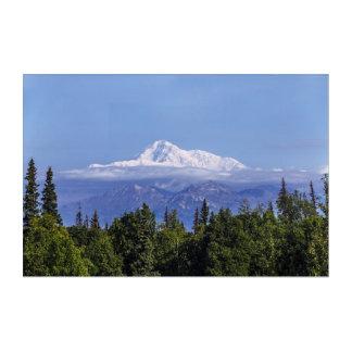 Impresión Acrílica Denali (el monte McKinley)