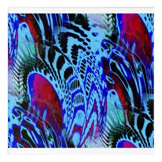 Impresión Acrílica Diseño abstracto