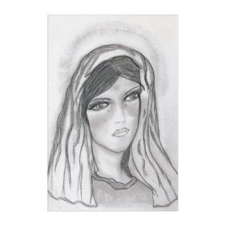 Impresión Acrílica Griterío de Maria