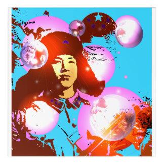 Impresión Acrílica Leus Feng