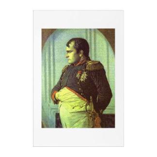 Impresión Acrílica Napoleon en el palacio Vasily Vereshchagin de