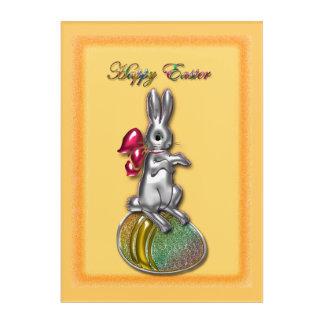 Impresión Acrílica Pascua feliz #1