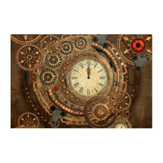 Impresión Acrílica Steampunk, mecanismo maravilloso