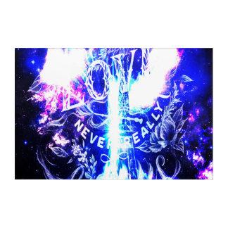 Impresión Acrílica Sueños parisienses iridiscentes del th unos que