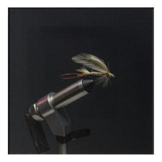 Impresión Acrílica Tienda de la pesca con mosca