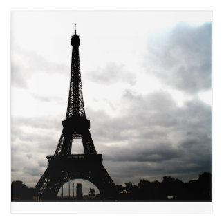 Impresión Acrílica Una París… Viaje Eiffel del La