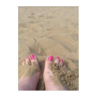 Impresión Acrílica Vida de la playa