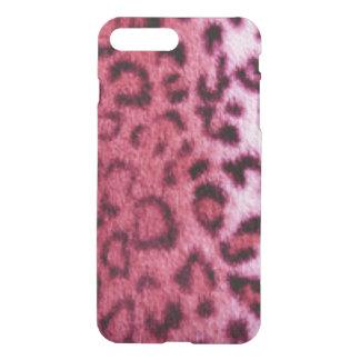 Impresión animal del modelo del leopardo funda para iPhone 7 plus