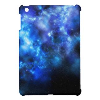 Impresión azul de la galaxia