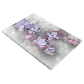 Impresión Con Bastidor Floración de la lila