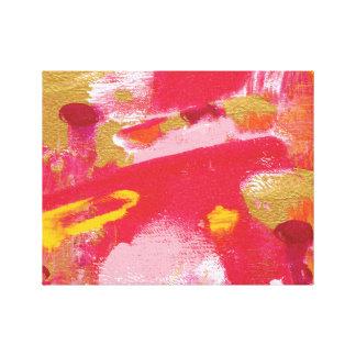 Impresión de acrílico abstracta original