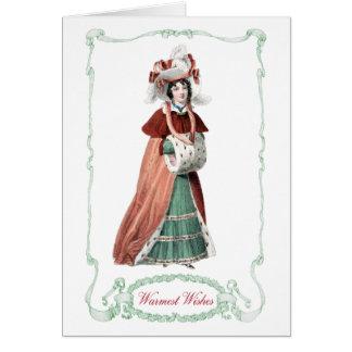 Impresión de la antigüedad de la tarjeta de