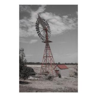 Impresión de la foto de Watermill