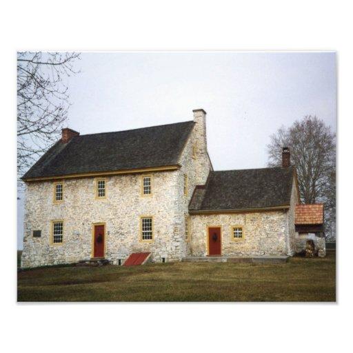 Impresión de la foto - Harclerode - casa de Meier