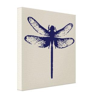 Impresión de la libélula
