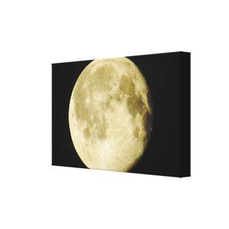 Impresión de la lona de la foto de la Luna Llena