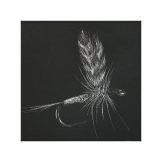Impresión de la lona de la mosca de Adams