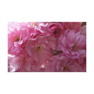 Impresión de la lona de la primavera