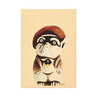 Impresión de la lona de la ropa del perro que impresiones en lona