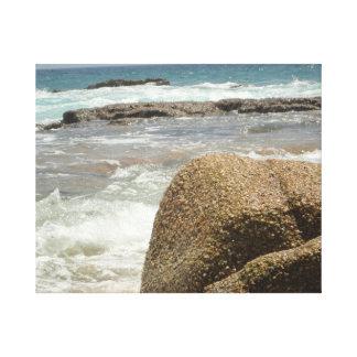 Impresión de la lona de Los Cabos México Lona Envuelta Para Galerías