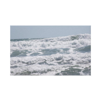Impresión de la lona de Océano Atlántico