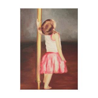 Impresión de la pintura al óleo original de