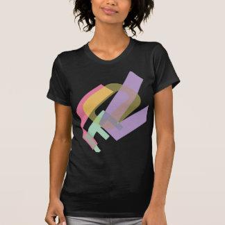 Impresión de la tipografía del AMOR Camiseta