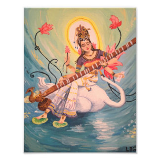 Impresión de Saraswati Fotografia